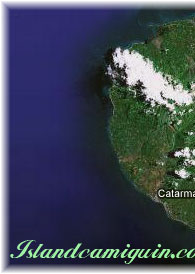camiguin island map reservation